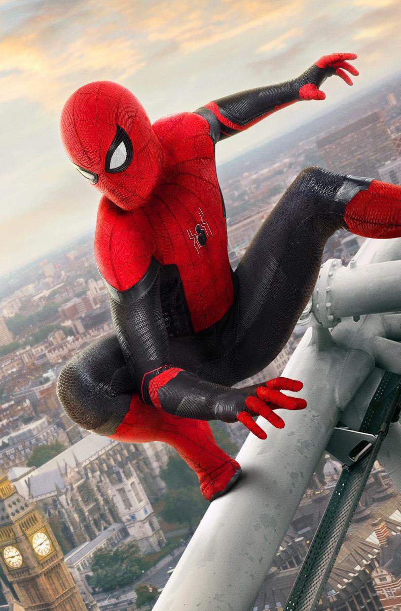Spider man ffh profile
