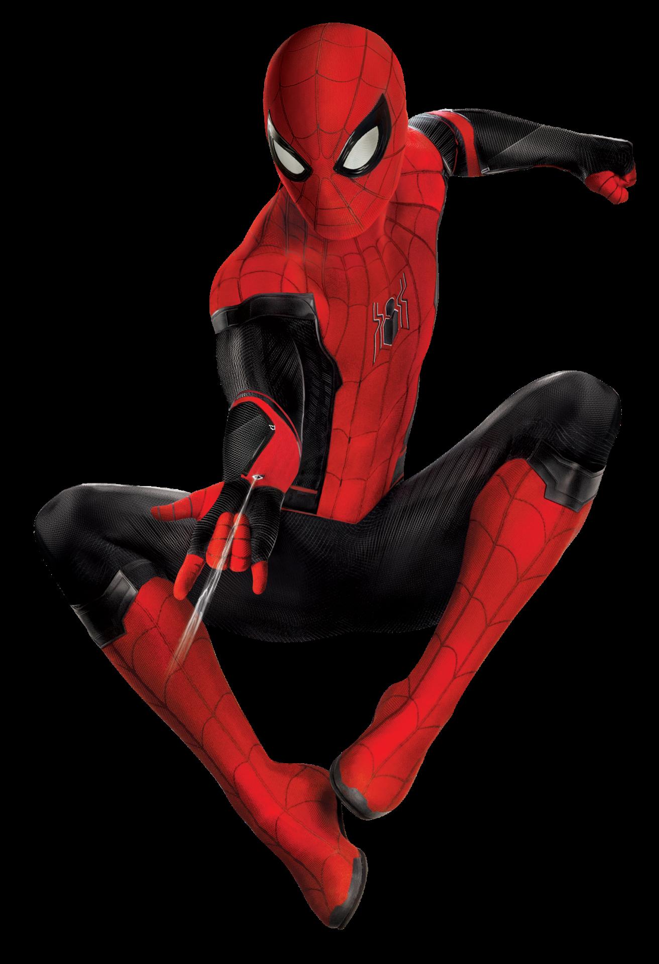 Spider man ffh render