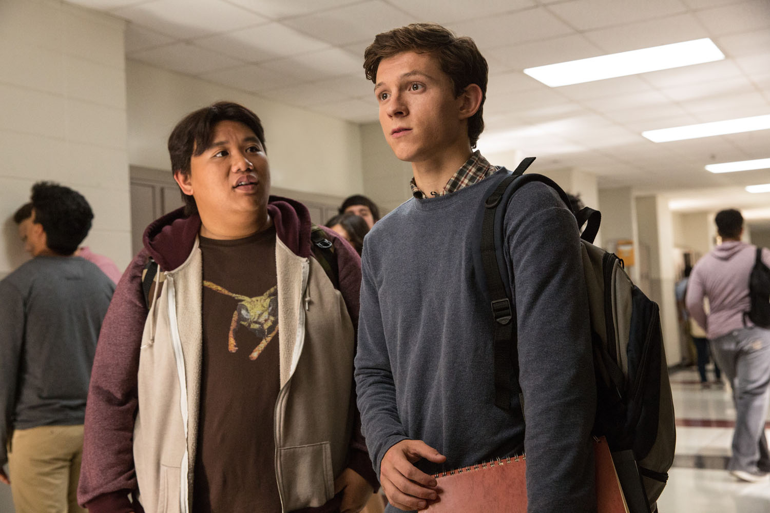 Spider man homecoming still 1
