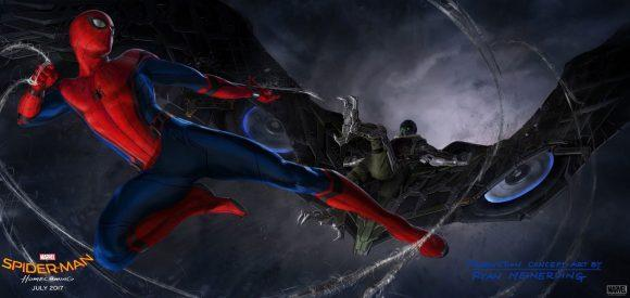 Spider man homecoming vulture