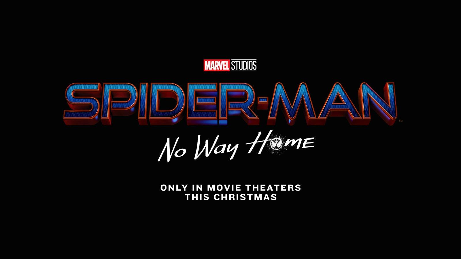 Spider man no way home annonce