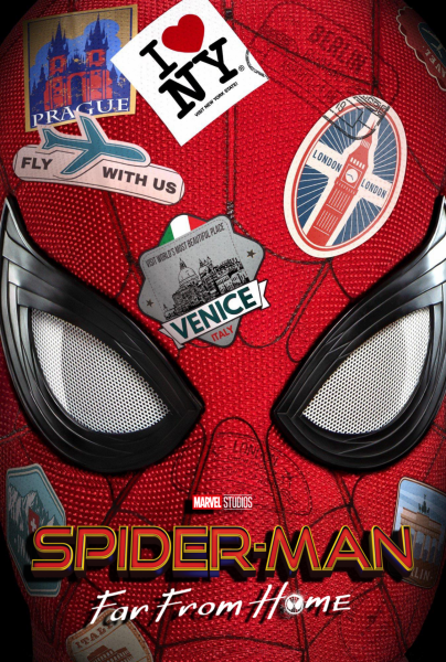 Far From Home poster