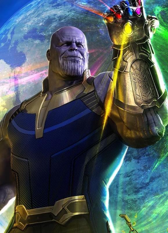 Thanos profiliw