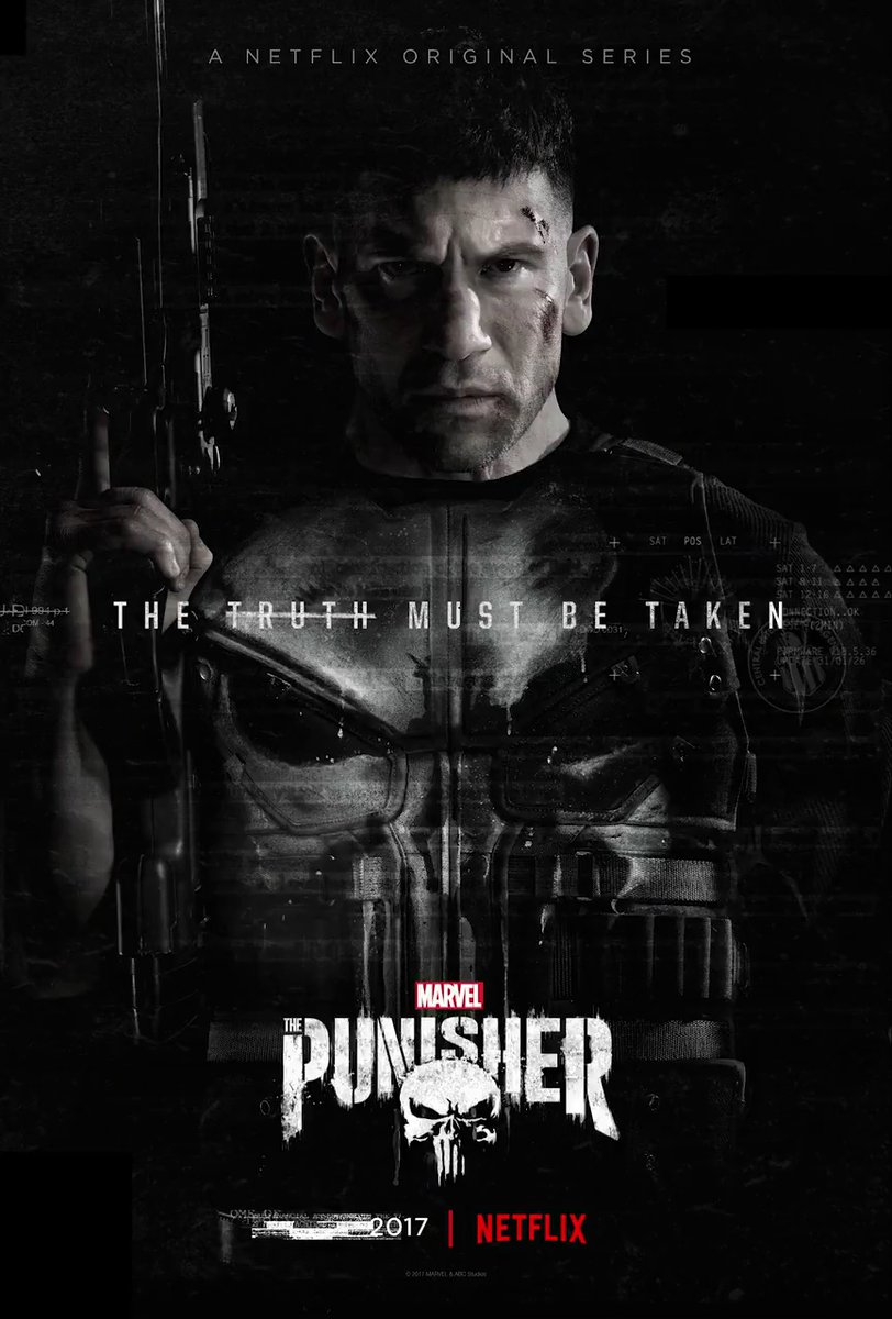The punisher poster affiche