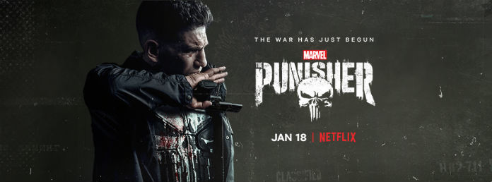 The punisher saison