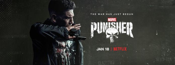 The punisher saison