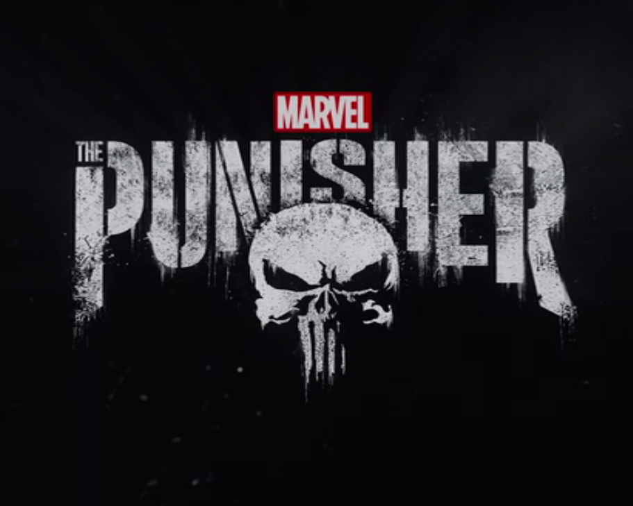 The punisher title card 1