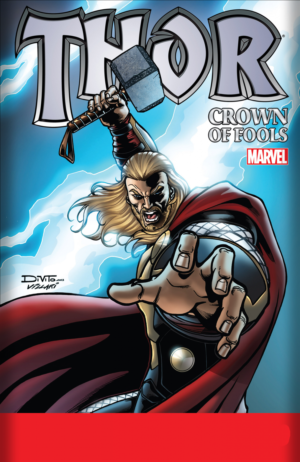 Thor crown of fools