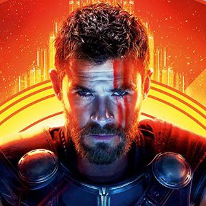 Thor ragnarokcardvignette