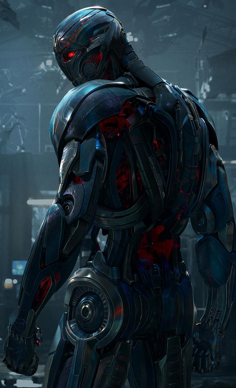 Ultron textless aou poster