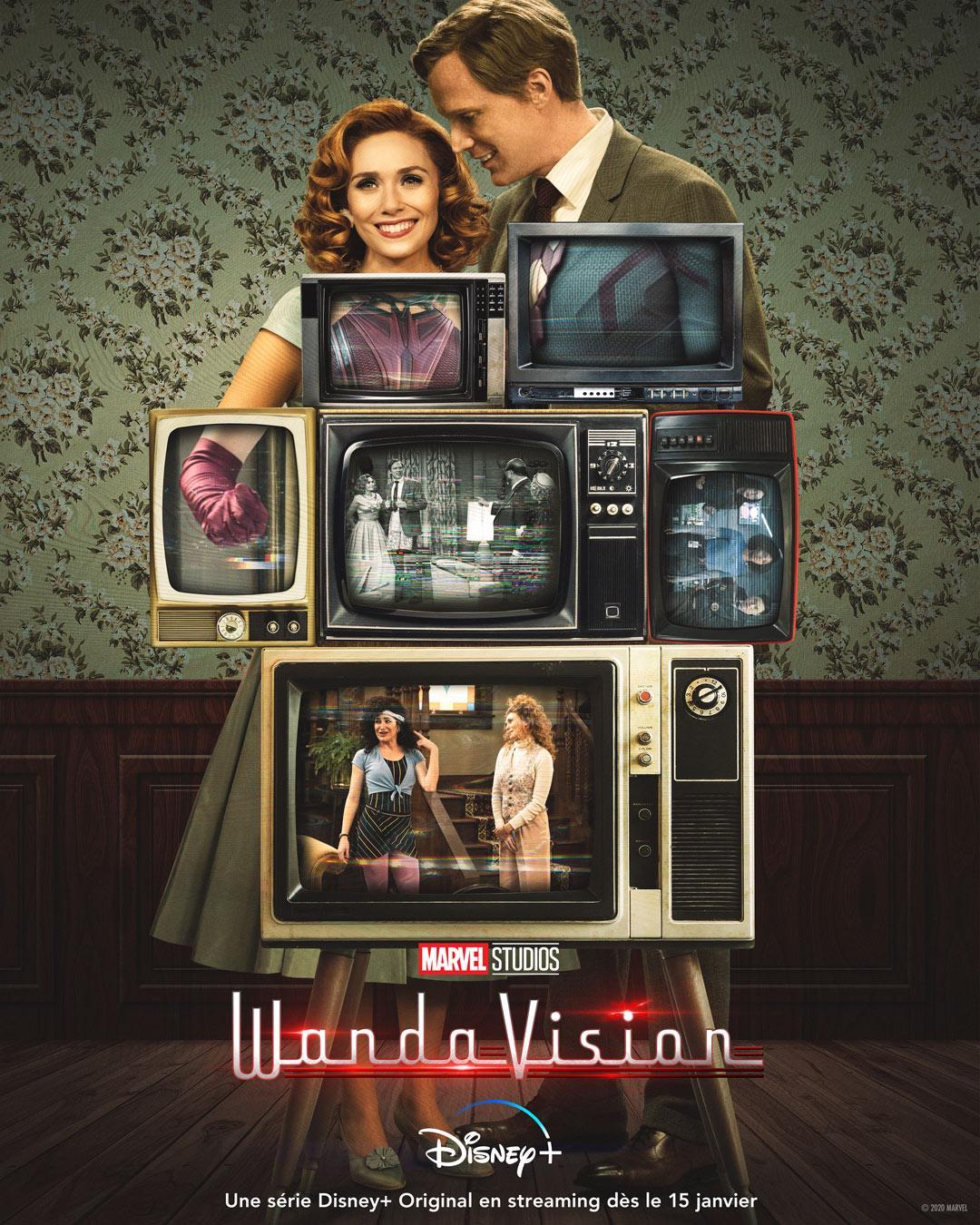 Wandavision poster2