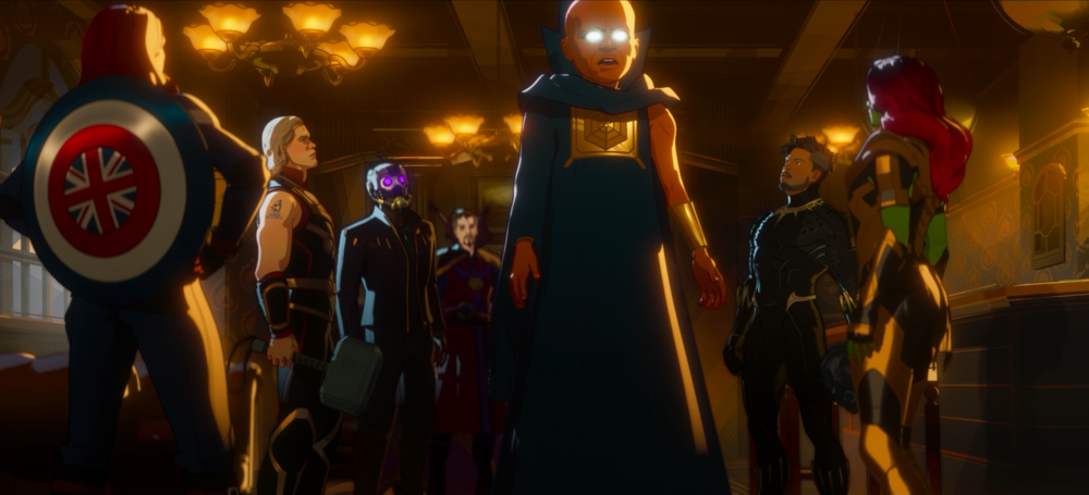 Watcher and the guardians of the multiverse