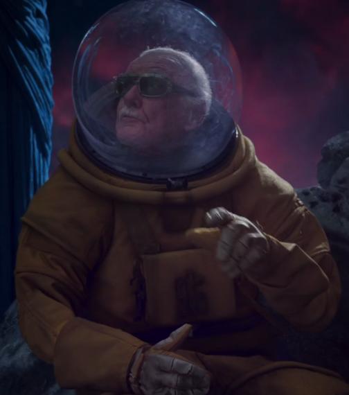 Watcher informant spacesuit