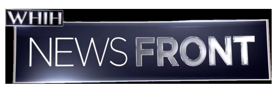 Whih newsfront logo
